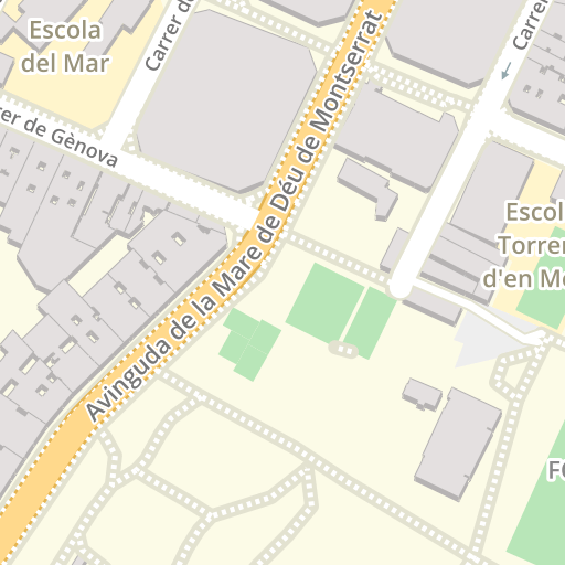 Lookout Point Avinguda De La Mare De Déu De Montserrat 134 Barcelona