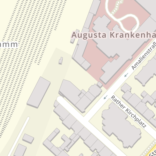 Kindergarten Ev. Familienzentrum Oberrather Straße 31, Düsseldorf