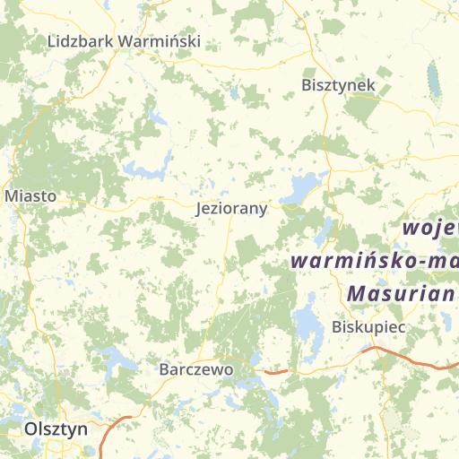Bundesl303244nder Karte Ohne Namen.Karte Kaliningrad Umgebung