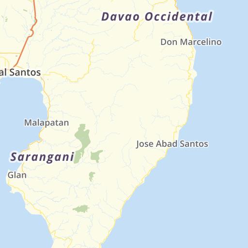51 Post Bo in Davao City, Davao Davao City Map on